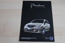 96842) Lancia Phedra - Limited Edition - Prospekt 200?