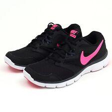 NIKE Flex Experience Run 3 Women's Black Running Shoes MISMATCH Sz 8/7.5