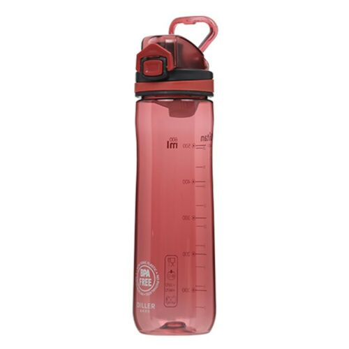 600ML Outdoor Portable Tritan Water Drinking Bottle Leak Proof BPA-Free Cup Mug