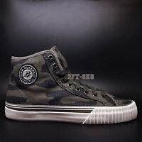 Pf Flyers (by Balance) Center Hi Camo Pack Black High Top Shoes S61155.22