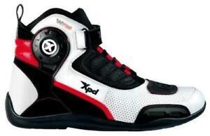 Spidi-X-Ultra-Shoes-Size-43-Euro-White-Black-SUPER-SALE