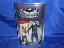 Dark Knight The Joker AF Sealed w/ Crime Scene Evidence & Card Movie Mattel 2008