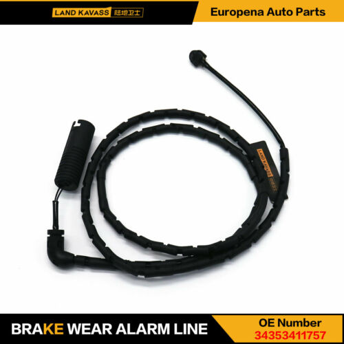 Rear Brake Wire Line Wear Sensor for BMW X3 E83 34 35 3 411 757,98030700,16534