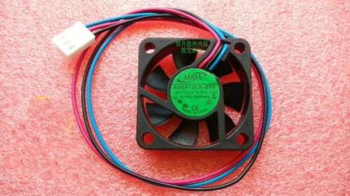 1pcs ADDA 4010 AD0412LX-G76 fan DC12V 0.07A 40*40*10MM 3pin #M3537 QL