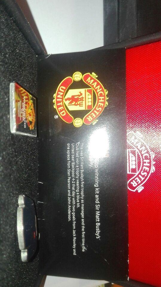 Andre samleobjekter, Manchester United Premier League