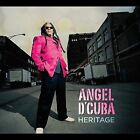 Heritage by Angel D'Cuba (CD, Mar-2012, CD Baby (distributor))