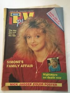 TV-PLUS-Aus-Mag-Oct-1988-Simone-Buchanan-Angry-Anderson-Mick-Jagger