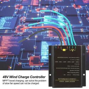 Controlador-de-Carga-Generador-Viento-Turbina-Controlador-Turbina-48W-MPPT-IP67