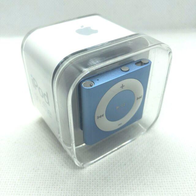  Apple iPod Shuffle 4ème Génération 2go bleu A1373 - (NEUF, jamais utilisé)