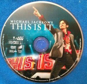 Michael Jacksons This Is It (DVD, 2010) 43396338821 | eBay