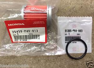 Genuine oem honda odyssey automatic transmission filter w for Honda odyssey transmission fluid change