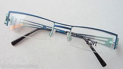 Entusiasta Occhiali Stravaganti Sottile Occhiali Di Marca Occhiali Uomo Versione Petrolio Misura M-mostra Il Titolo Originale