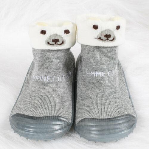 Toddler Infant Newborn Baby Boys Girls Cartoon Winter Boots Prewalker Warm Shoes