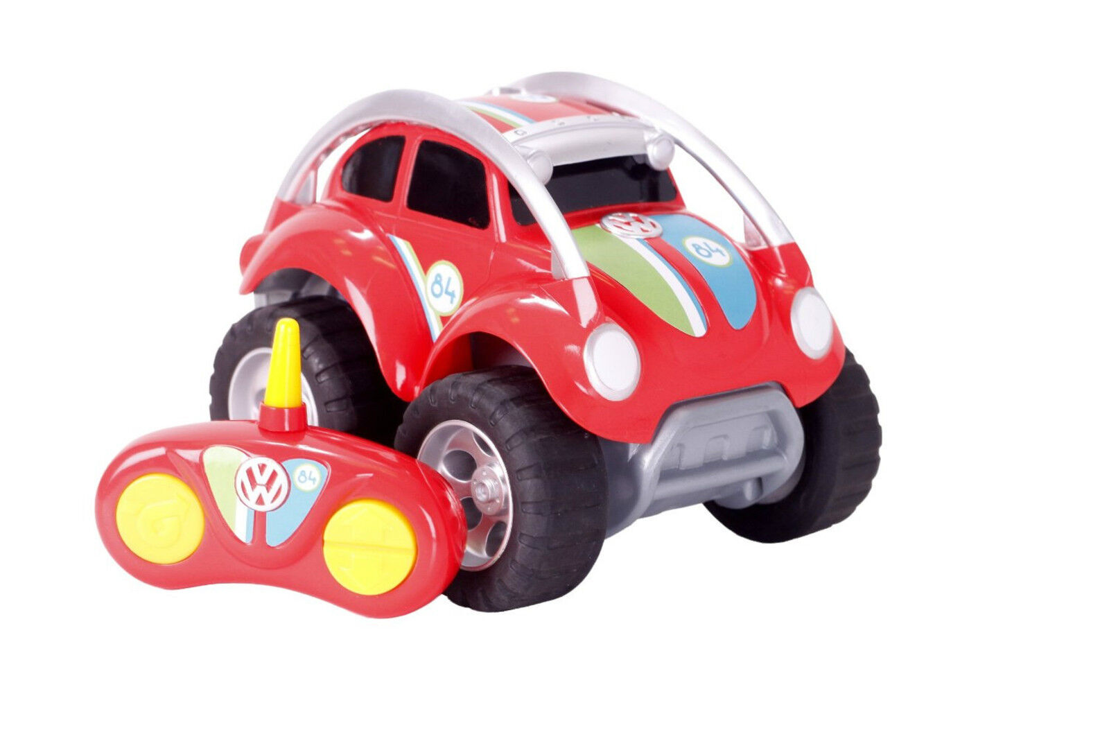 VolksWagen Beetle VDubs RC Roll Over Remote Control Car Ages 3+ Toy Boys Girls