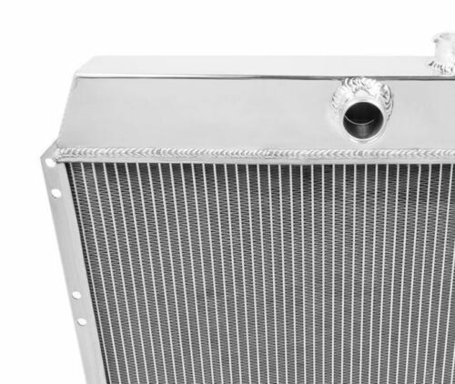 3 ROWS ALL ALUMINUM RADIATOR FIT 49-54 CHEVY Truck 3.8 3.9L Gas V8 3 CORES
