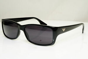 Authentic EMPORIO ARMANI Mens Vintage Sunglasses Black EA 9619 D28 30886