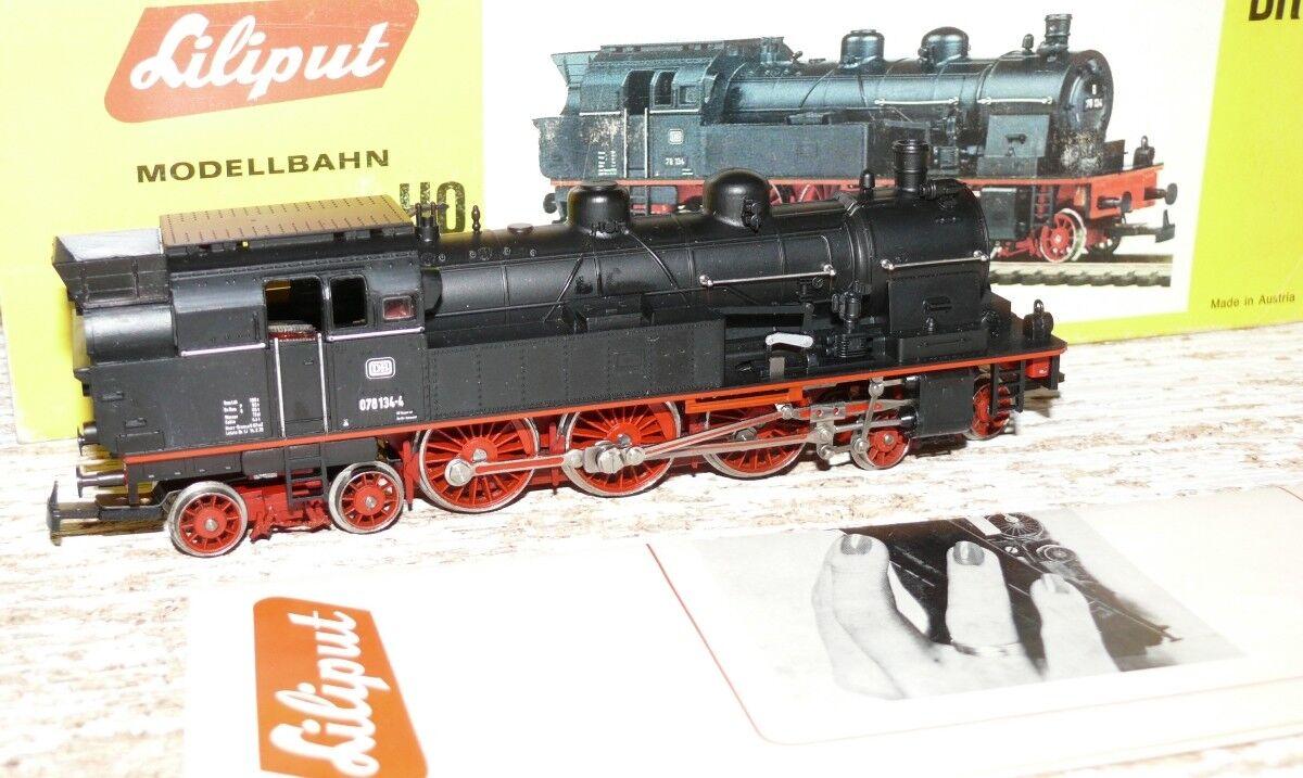 K23 Liliput AUSTRIA 078 Tenderlok BR 078 134-4 DB