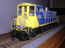 Broadway Limited 3337 HO CSX EMD Sw1500 With Sound & DCC Paragon2 #1125