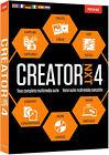 Roxio Creator NXT 4 by Corel - New Retail Box RCRNXT4MLMBAM
