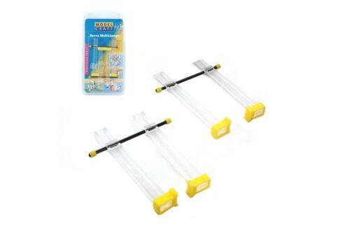 ModelCraft PCL8710//2 2 Serre-joints Berna 2 x 80mm Berna Multiclamps