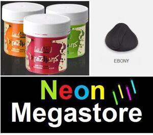 2-x-Ebony-La-Riche-Directions-Hair-Dye-Semi-Permanent-Hair-Colour