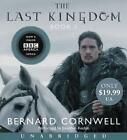 The Last Kingdom by Bernard Cornwell Compact Disc Book (english) Shippi