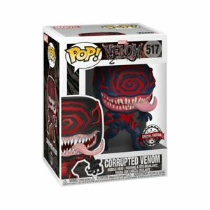 Corrupted-Venom-Non-Glow-Funko-Pop-Vinyl-New-in-Box