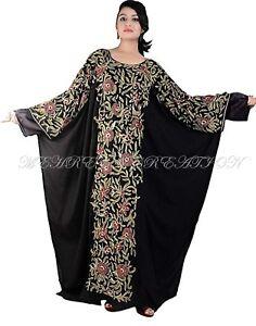Jilbab Design Islamic Bridal Var Moroccan Modern Jurk Kaftan Arabian Gown mn08wvN