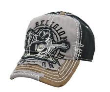 2485119d item 3 New True Religion Men's Vintage Distressed Big Buddha Trucker Hat Cap  TR1101 -New True Religion Men's Vintage Distressed Big Buddha Trucker Hat  Cap ...