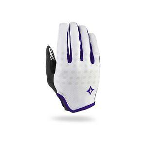 Specialized-Women-039-s-Body-Geometry-Grail-Long-Finger-Glove-White-Indigo-XL