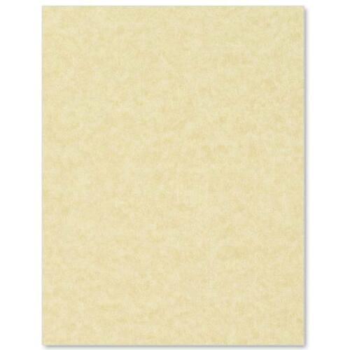 JAM Brown Parchment Paper 65lb legal Size Cover