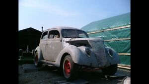 1937 Ford Flat back Sedan