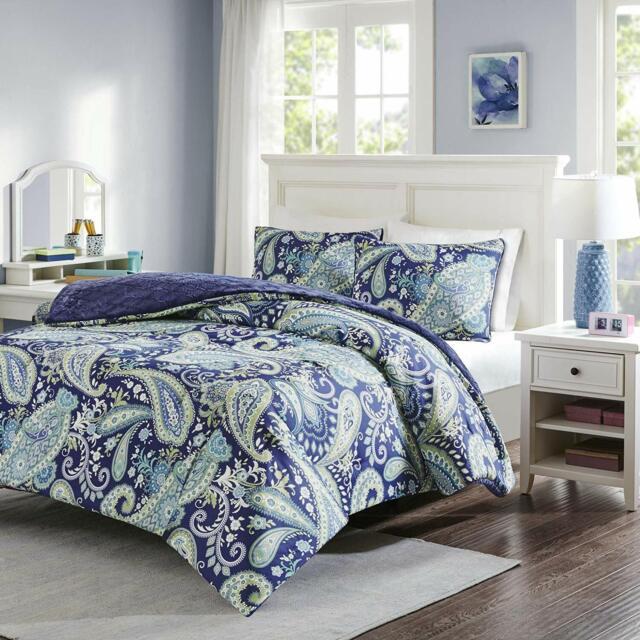 Intelligent Design Microfiber Melissa King Size Bed Comforter Set