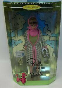 Mattel-Poodle-Parade-Barbie-Doll-1965-Reproduction-NRFB-MIB