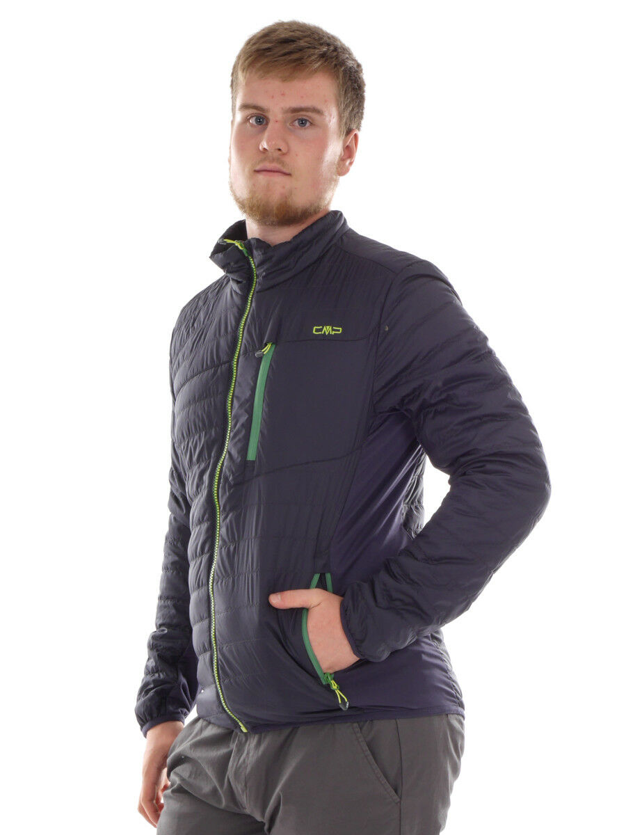 Función CMP chaqueta thermojacke cuello chaqueta azul aislante primaloft ®   calidad fantástica