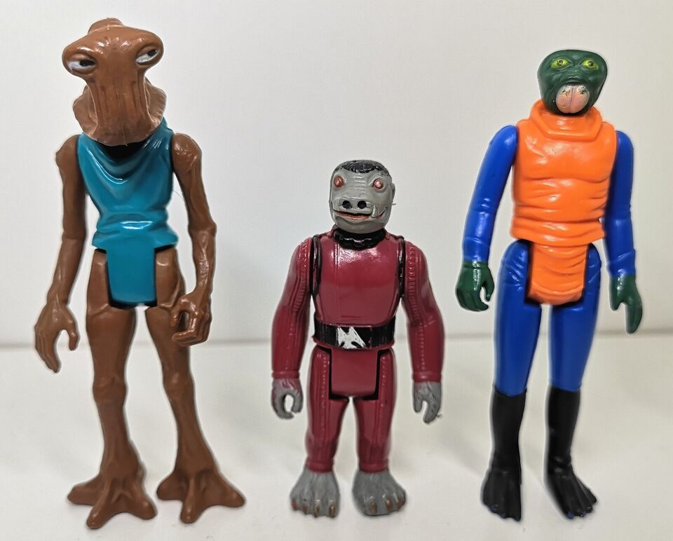 Star wars vintage, Kenner