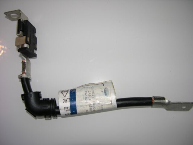 NOS - Genuine Ford Transit 2000-2006 Battery To Earth Cable (265mm) 4775665