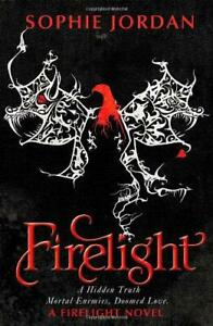 Firelight-by-Sophie-Jordan-Acceptable-Used-Book-Paperback-FREE-amp-FAST-Deliver