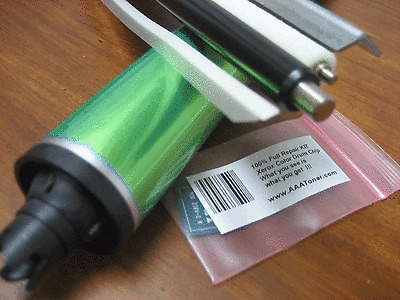 4 x White Cleaning Roller for 13R664 Color Drum Xerox 550//560//570 Digital