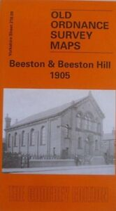 Old-Ordnance-Survey-Maps-Beeston-amp-Beeston-Hill-Yorkshire-1905-Godfrey-Edition