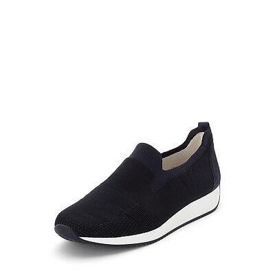 Ara Damenschuhe Lissabon Fusion4 Blau Sneaker Wovenstretch 12 34080 02 | eBay