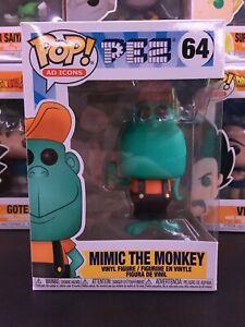 Funko Pop! Ad Icons - Pez: Mimic the Monkey #64 Vinyl Figure