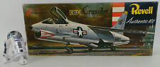 AVIATION : F8U-1 CRUSADER MODEL KIT MADE BY REVELL  NO. H-250