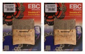EBC HH Rear Brake Pads For Yamaha 1991 FZR1000 Exup