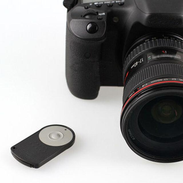RC-5 Wireless Remote Control For Canon 450D 500D 550D 7D 400D 450D XT 350D HOT