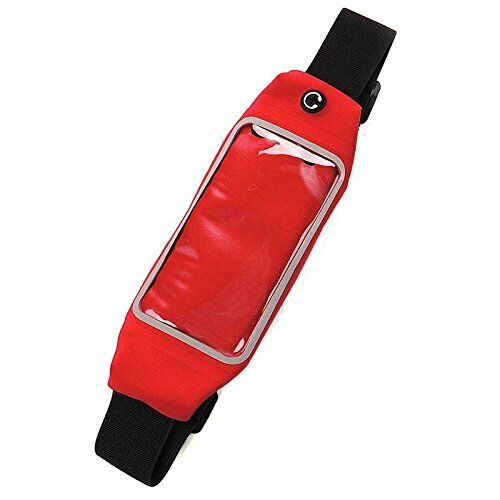 2018 Sports Running Jogging Fitness Exercise Gym Waist Holder Case Huawei Y6