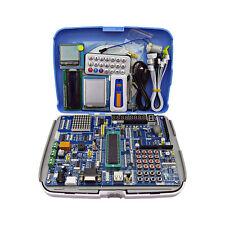 New Development Board HC6800 12864LCD Kit Multifunction For ARM AVR 51 MCU UC913