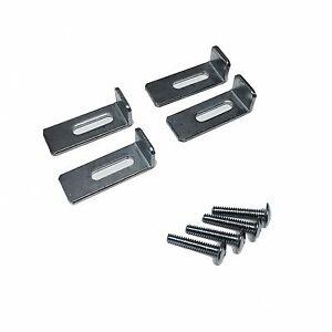 Undermount sink clips undermount sink brackets supports - Kitchen sink support brackets ...