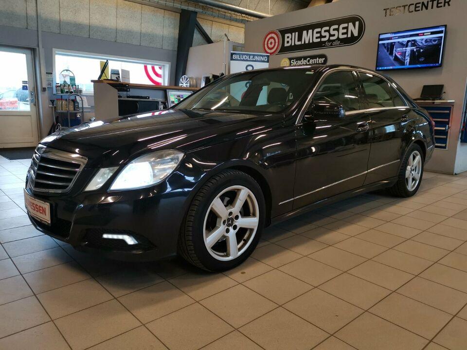 Mercedes E220 2,2 CDi Avantgarde aut. BE Diesel aut.