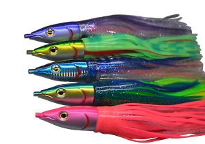 Marlin, Tuna, Sailfish and Mahi Mahi Lure Phoenix Fish Head by MagBay Lures